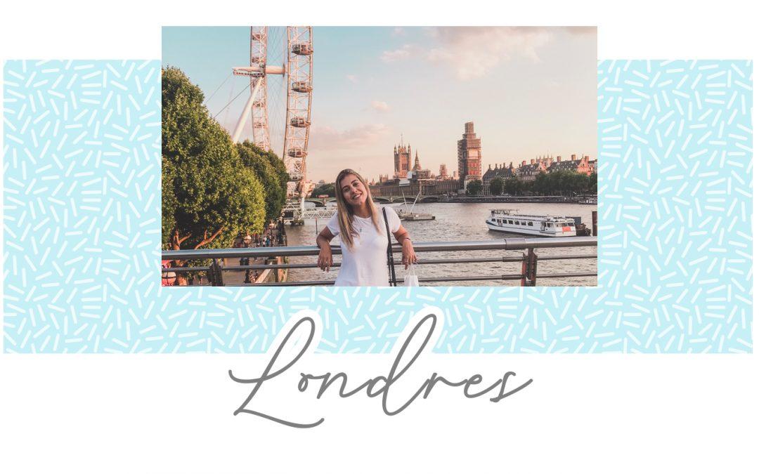 Lugares imperdíveis em LONDRES!